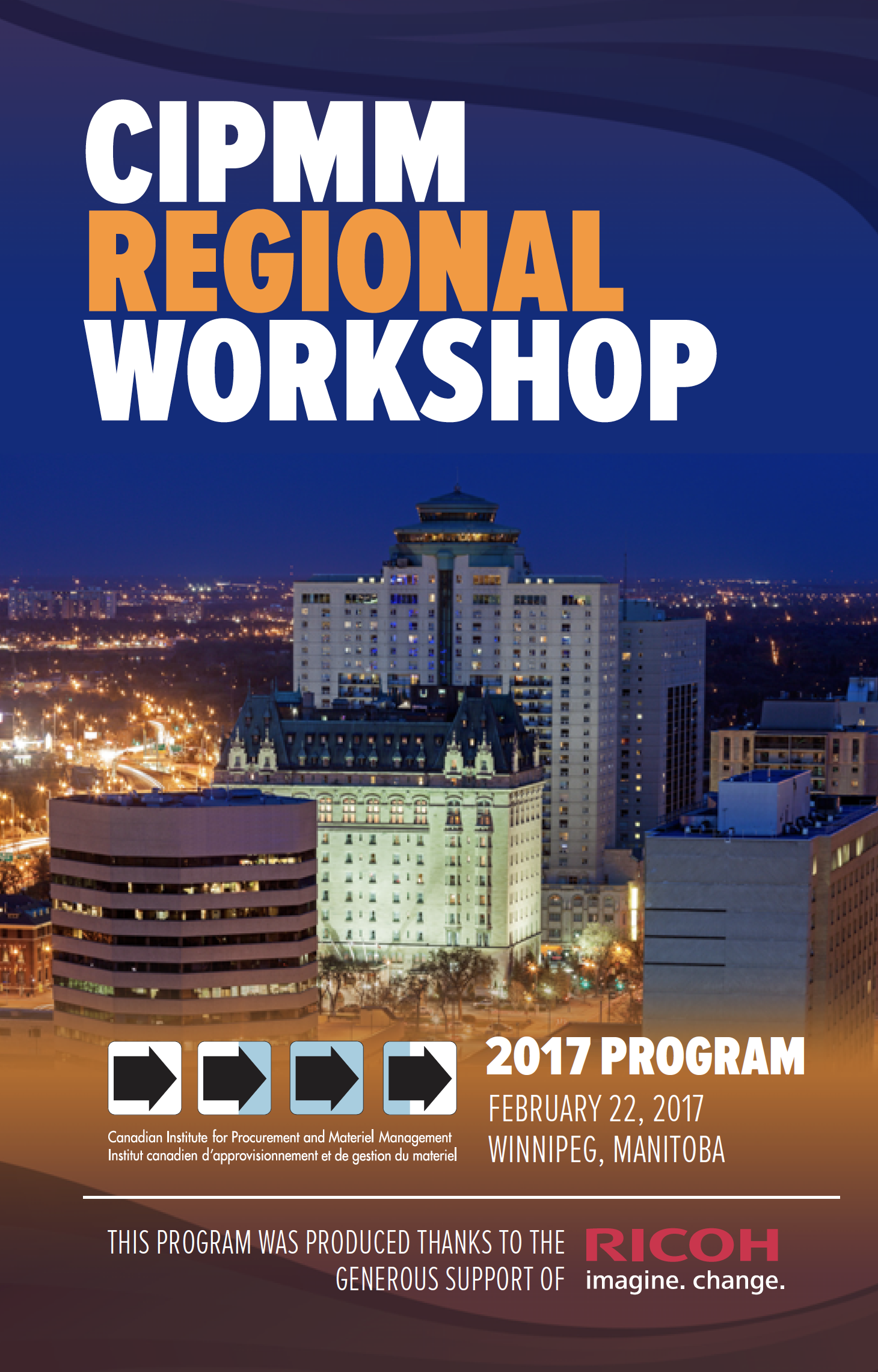 2017 Regional Workshop – Winnipeg