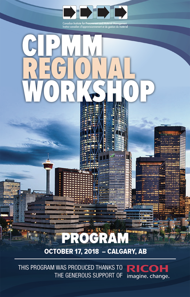 2018 Regional Workshop – Calgary