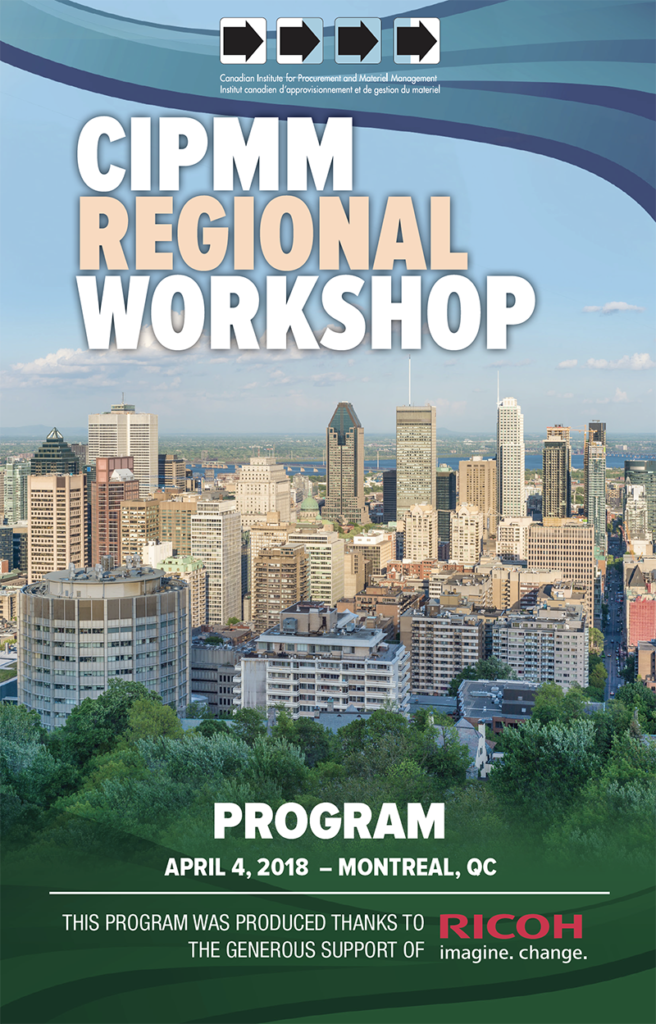 2018 Regional Workshop – Montreal