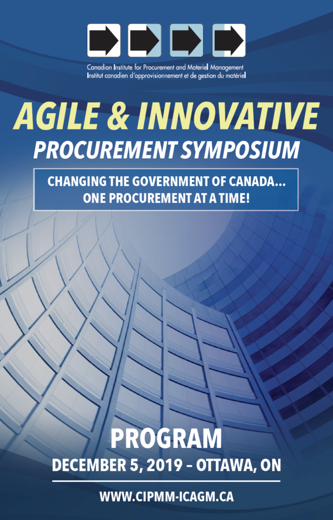 Agile & Innovative Procurement Symposium 2019