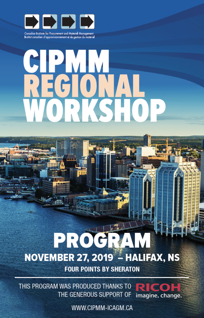 2019 Regional Workshop – Halifax
